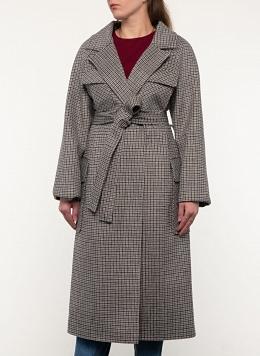 Пальто полушерстяное 85, Crosario