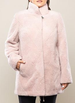 Куртка из овчины прямая 03, Anna Romanova furs
