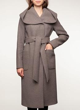 Пальто полушерстяное 09, Allatex