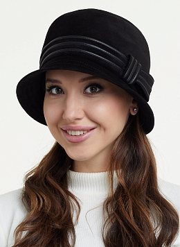 Шляпа из замши 27, КАЛЯЕВ