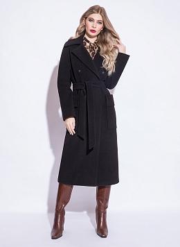 Пальто полушерстяное 90, ElectraStyle