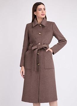 Пальто полушерстяное 89, ElectraStyle