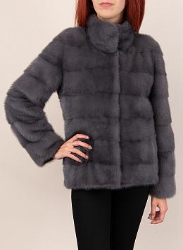 Норковая куртка Джульетта 02, КАЛЯЕВ