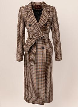 Пальто шерстяное 67, Заря Моды