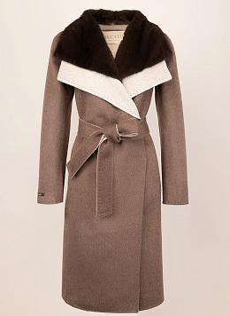 Пальто без подкладки чистошерстяное 03, ALCATO