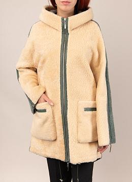 Пальто прямое из овчины 02, КАЛЯЕВ