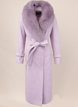 Пальто зимнее прямое 01, КАЛЯЕВ