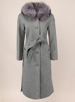 Пальто зимнее полушерстяное 37, Sezalto