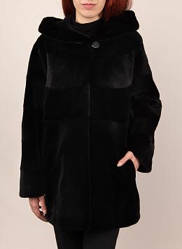 Куртка из нутрии Александра 01, КАЛЯЕВ
