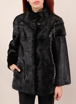 Куртка из нутрии Джульетта 02, КАЛЯЕВ