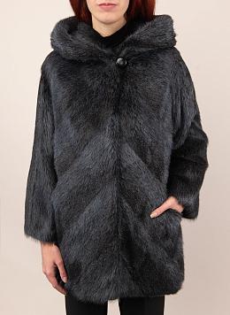 Куртка из нутрии Линесса 02, КАЛЯЕВ