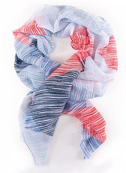 Палантин из текстиля 124, КАЛЯЕВ