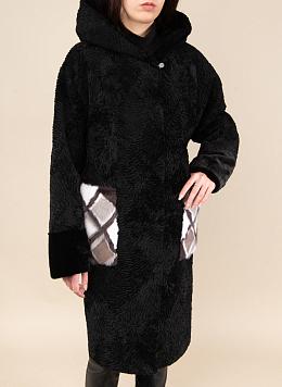 Пальто из овчины 44, КАЛЯЕВ