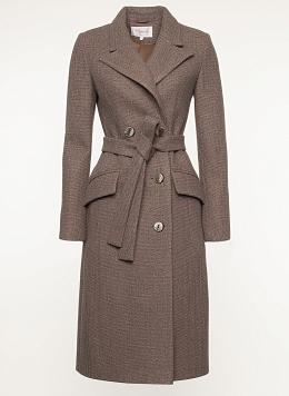 Пальто полушерстяное 77, Crosario