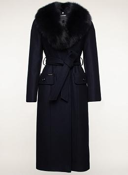 Пальто зимнее шерстяное 98, КАЛЯЕВ