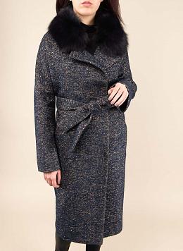 Пальто зимнее шерстяное 08, КАЛЯЕВ