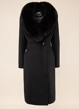 Пальто зимнее шерстяное 123, КАЛЯЕВ