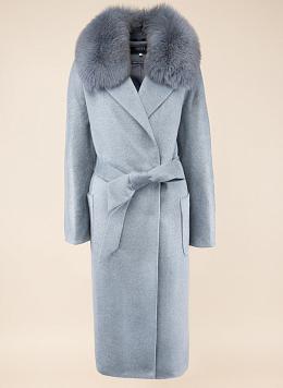 Пальто зимнее полушерстяное 280, КАЛЯЕВ