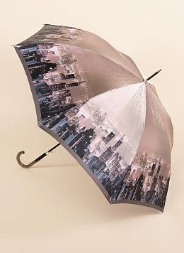 Зонт-трость женский 02, КАЛЯЕВ