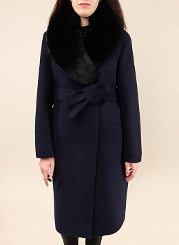 Пальто зимнее шерстяное 16, Allatex