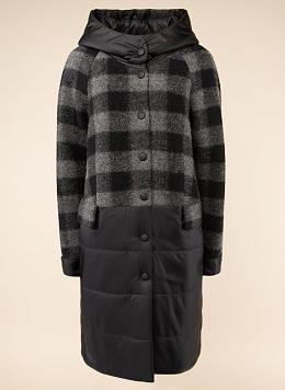 Пальто зимнее шерстяное 33, Gamelia experience