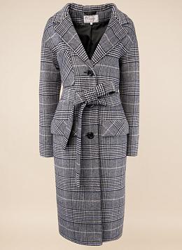 Пальто полушерстяное 88, Crosario