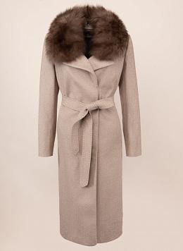 Пальто зимнее полушерстяное 106, КАЛЯЕВ