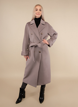 Пальто шерстяное 125, КАЛЯЕВ
