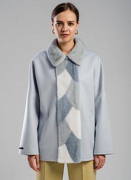 Пальто без подкладки чистошерстяное 02, ALCATO