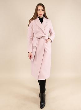 Пальто полушерстяное 09, AlmaRosa