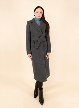 Пальто шерстяное 37, КАЛЯЕВ