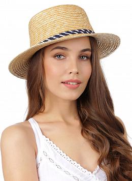 Шляпа соломенная 04, КАЛЯЕВ