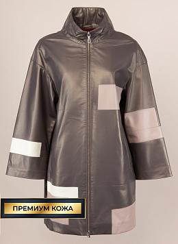 Кожаная куртка 37, КАЛЯЕВ