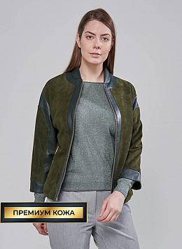 Кожаная куртка 35, КАЛЯЕВ