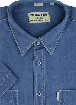 Рубашка мужская 01, КАЛЯЕВ