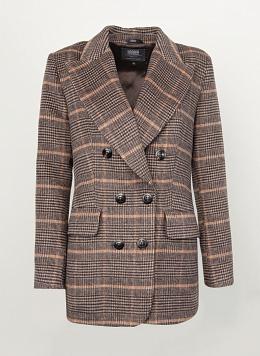 Пальто укороченное 179, КАЛЯЕВ