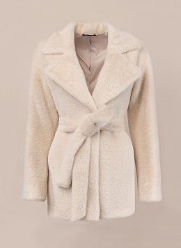 Пальто укороченное полушерстяное 17, КАЛЯЕВ