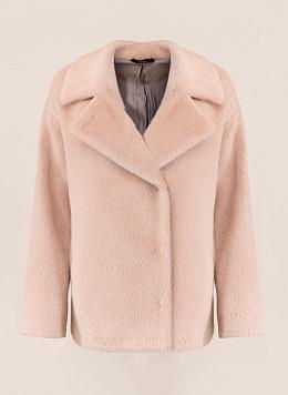 Пальто укороченное полушерстяное 16, КАЛЯЕВ