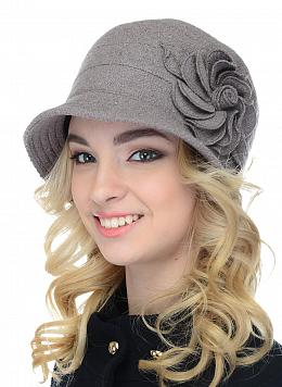 Шляпа из шерсти 02, КАЛЯЕВ