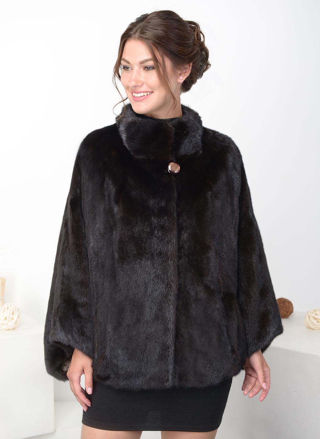 Норковая куртка Дея 02, SCANDZA