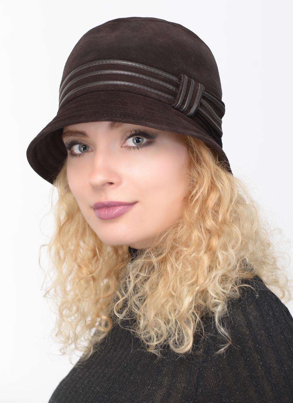 Шляпа из замши 27, ПланЖе фото
