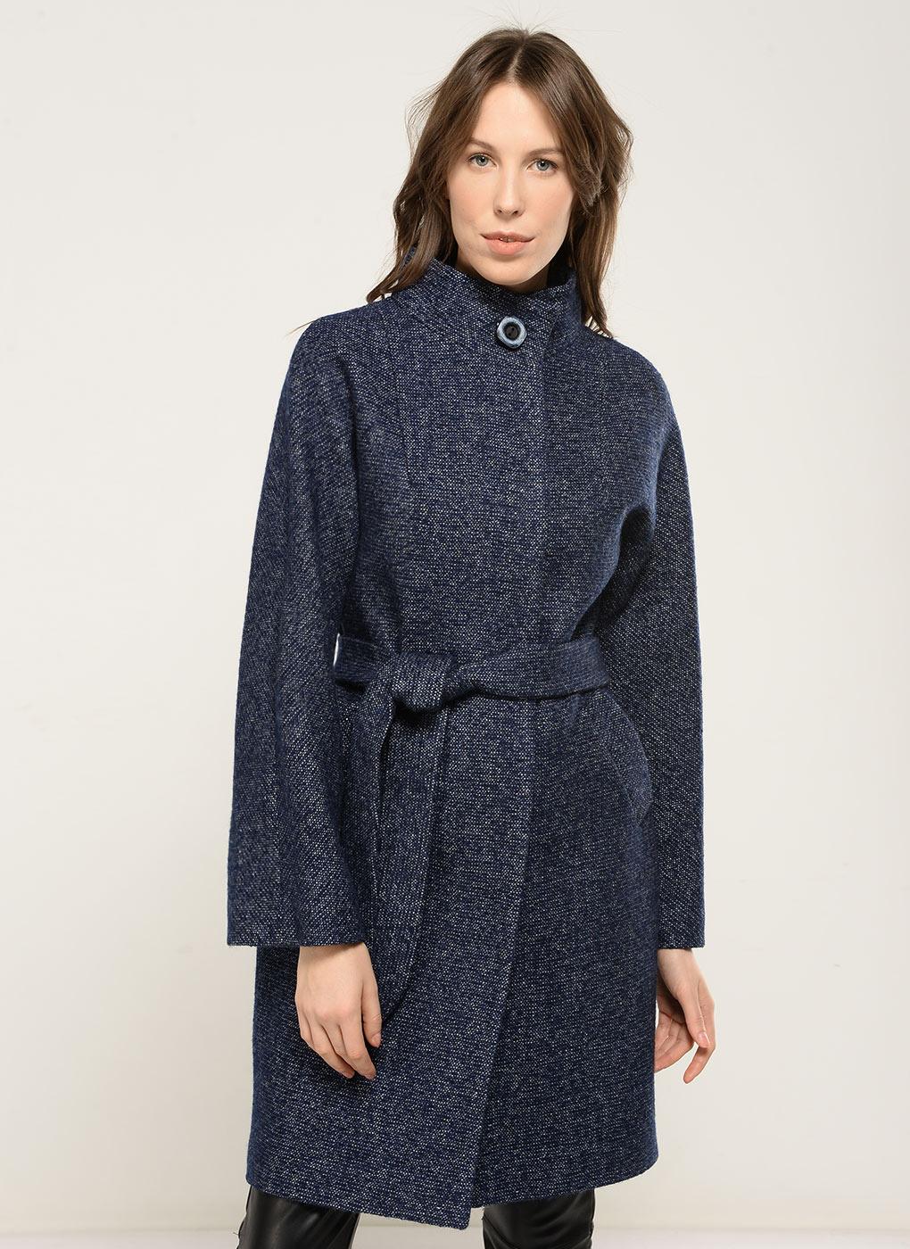 Пальто прямое шерстяное 19, Amulet фото