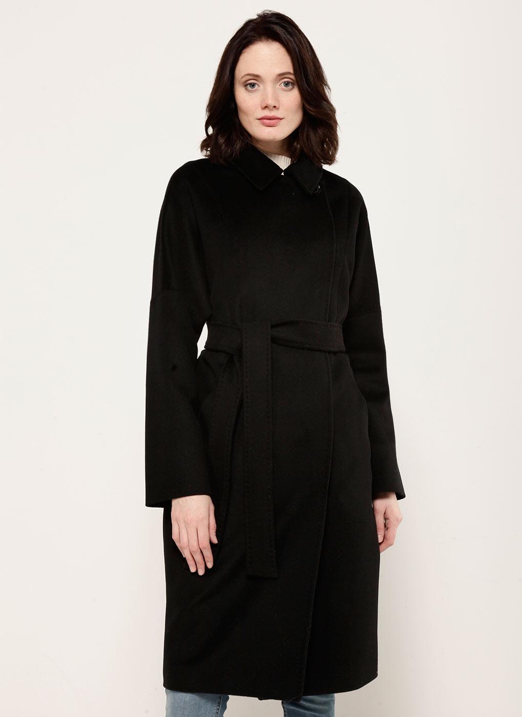 Пальто прямое шерстяное 77, Bella collection фото