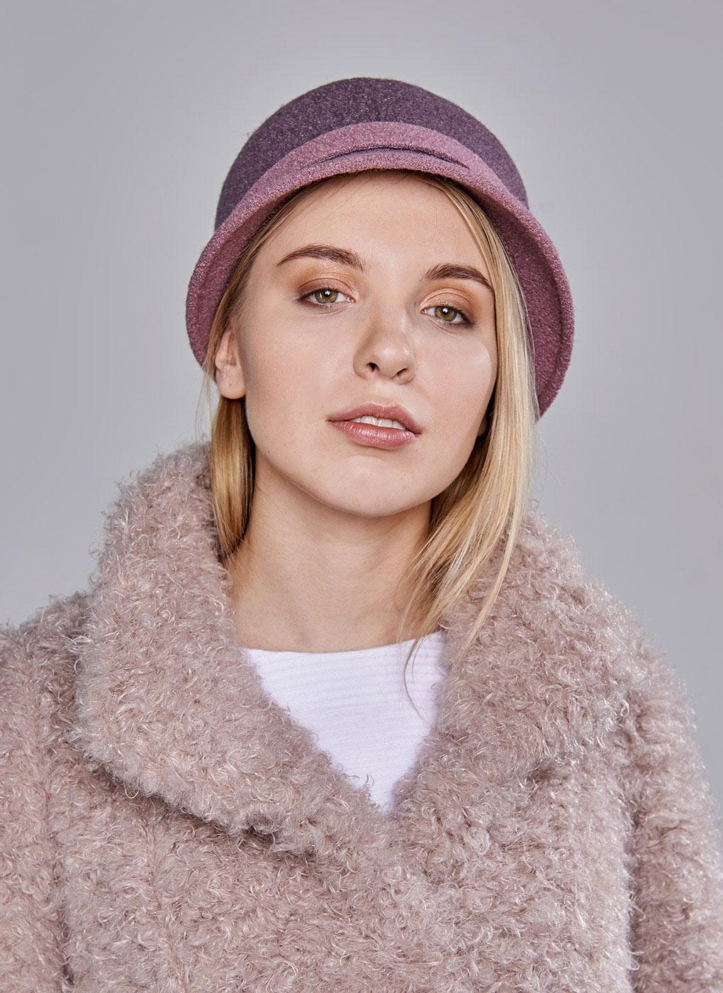 Шляпа из шерсти 13 с утеплителем, Сиринга фото