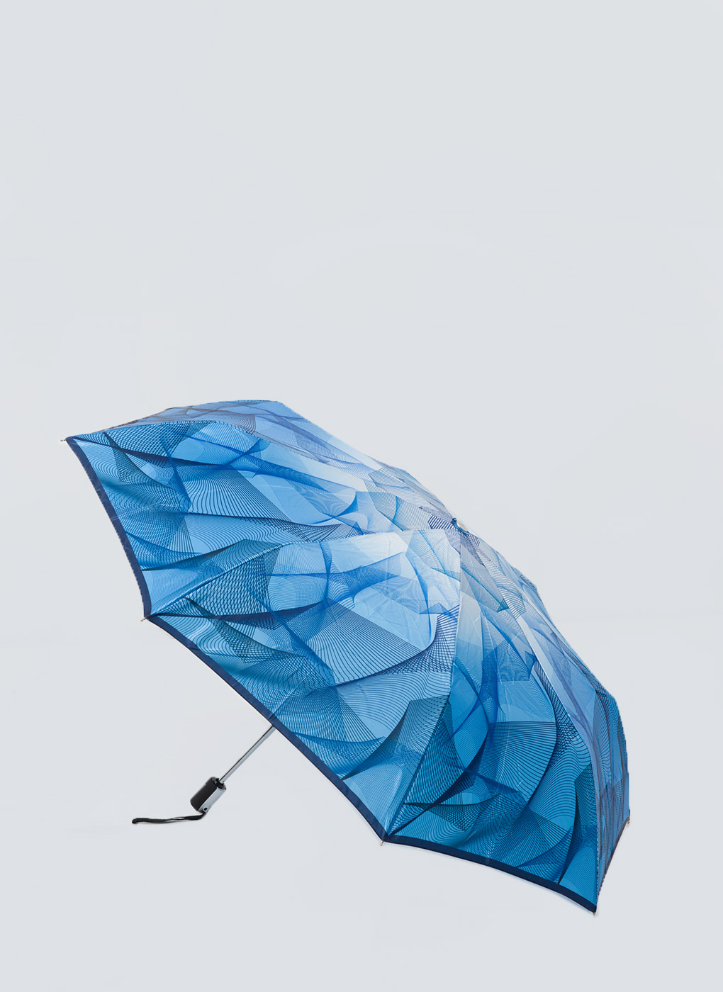 Зонт автоматический женский 14, Fabretti фото
