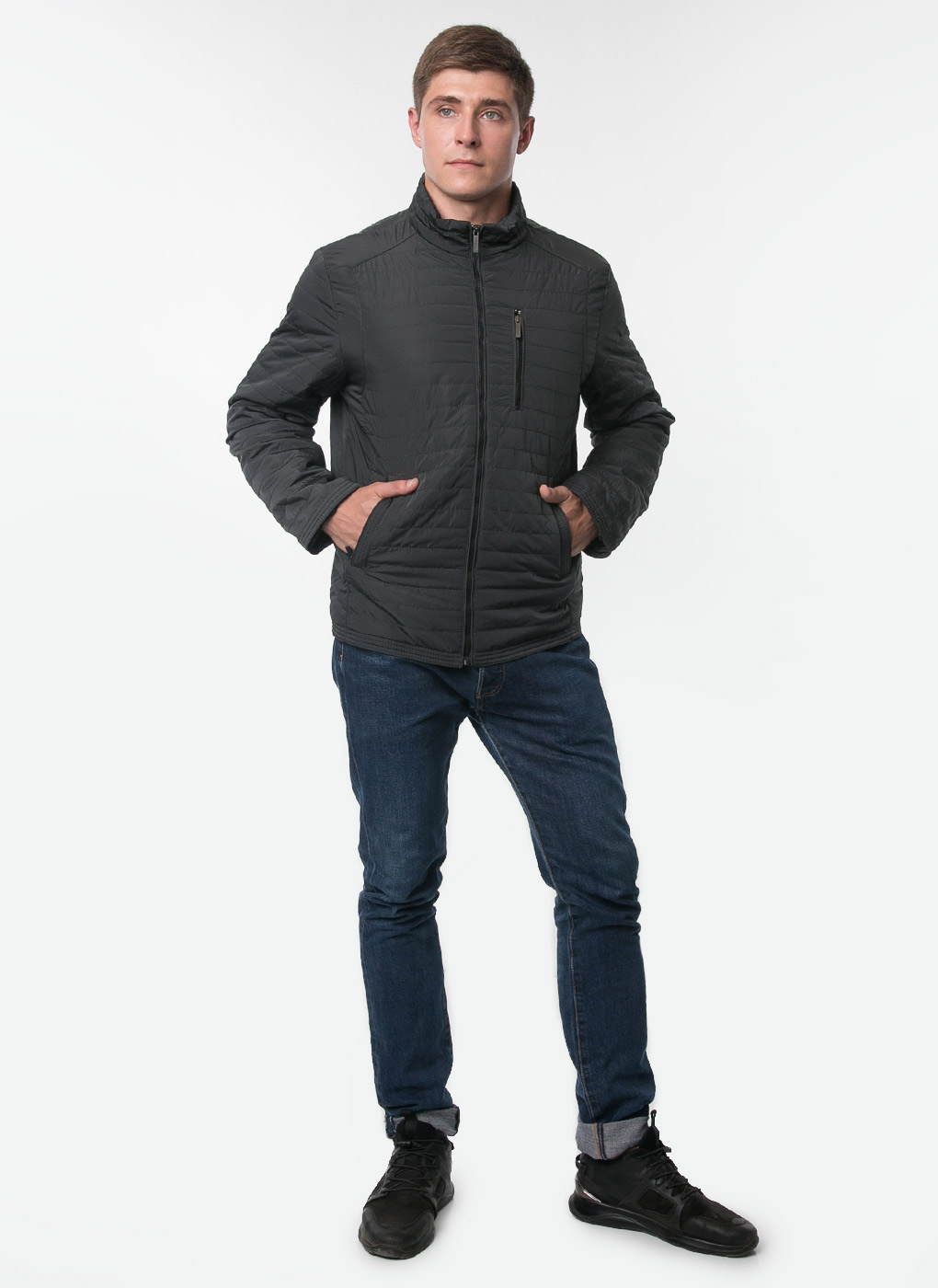 Куртка мужская утепленная 36, Milton фото