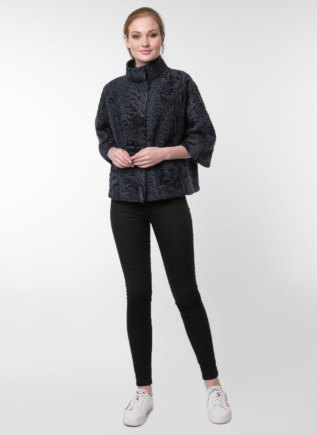 Куртка из каракуля Магдалена 01, Asian furs фото