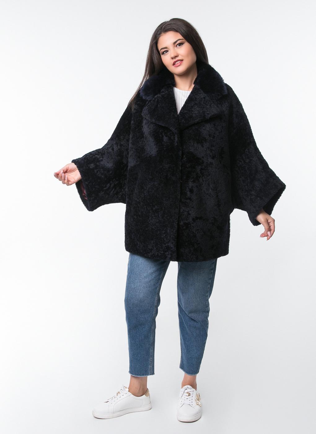 Куртка из овчины трапеция 02, Perre