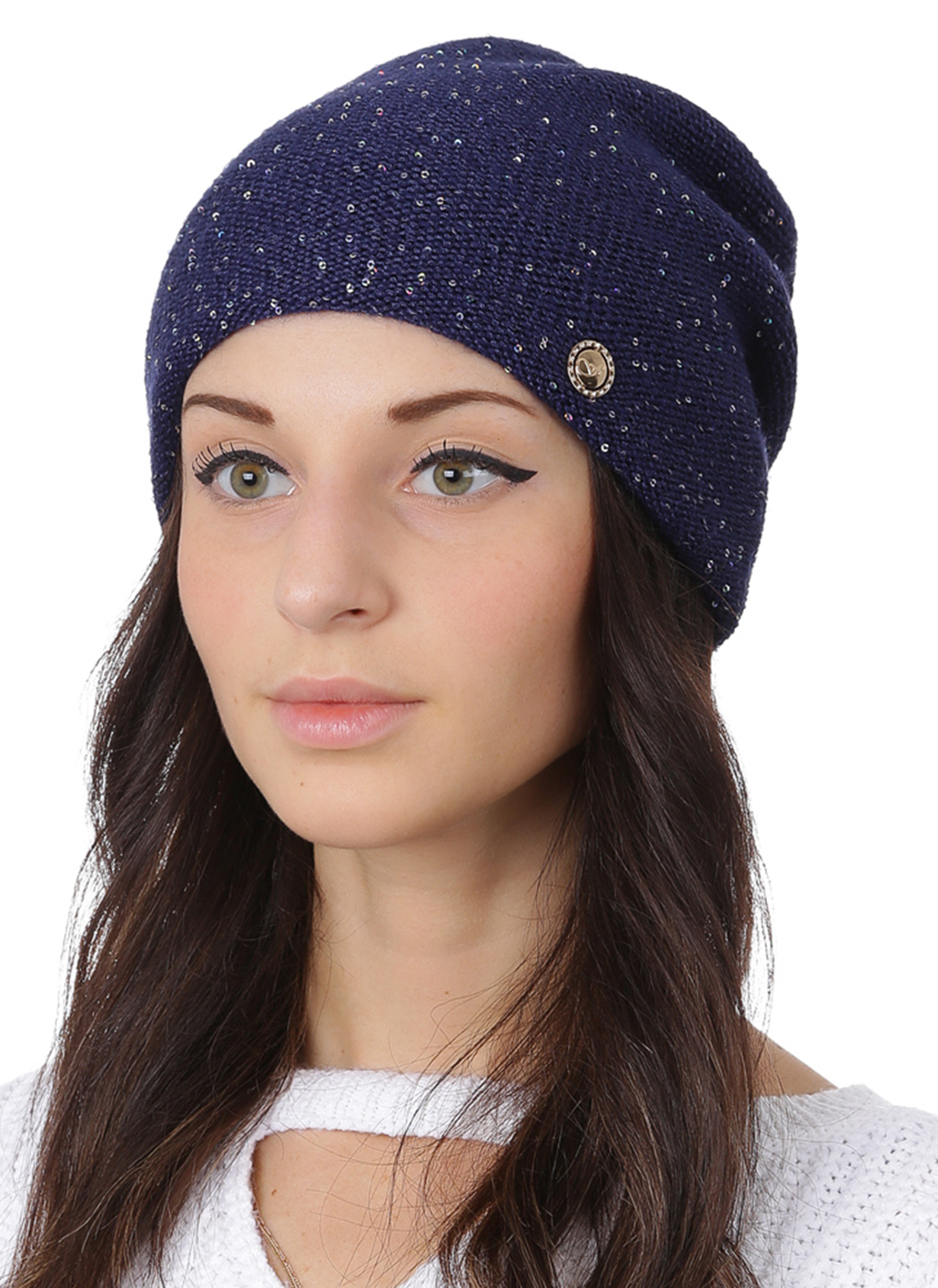 Вязаная шапка 03, Fabretti