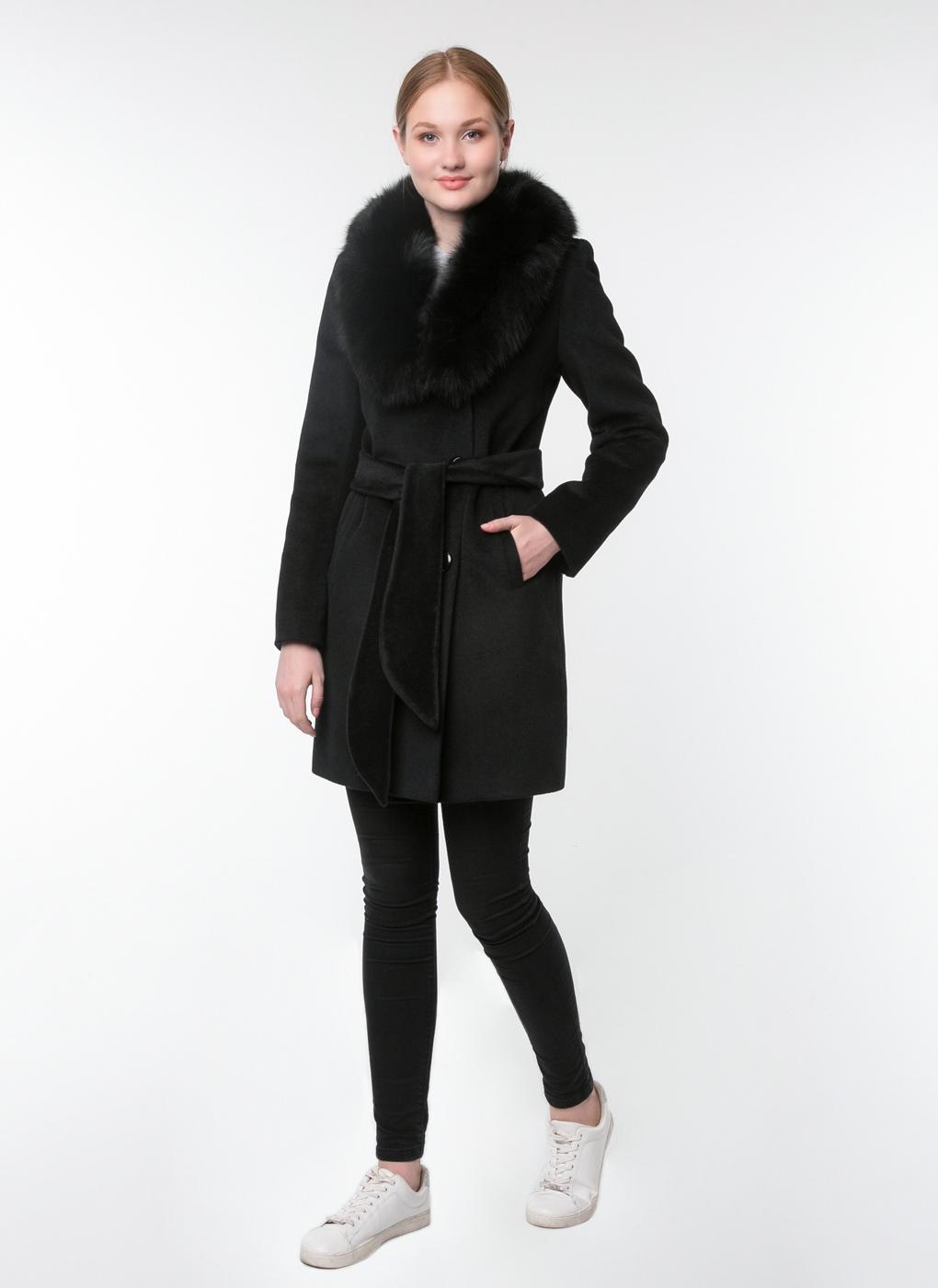 Пальто приталенное шерстяное 08, Bella collection фото